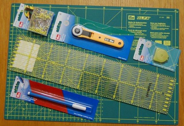 Patchwork-kezdő-csomag